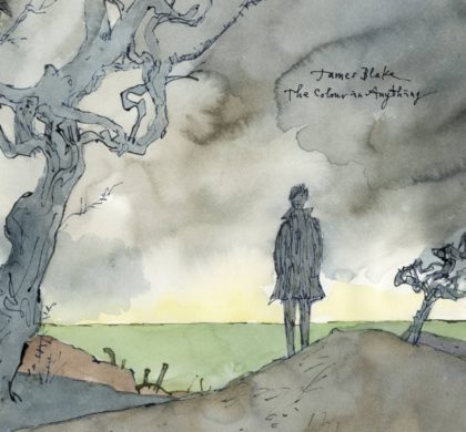 Blitzmeldung – James Blake droppt neues Album !